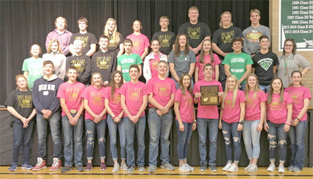Shickley One-Act Qualifies For State - The Nebraska Signal